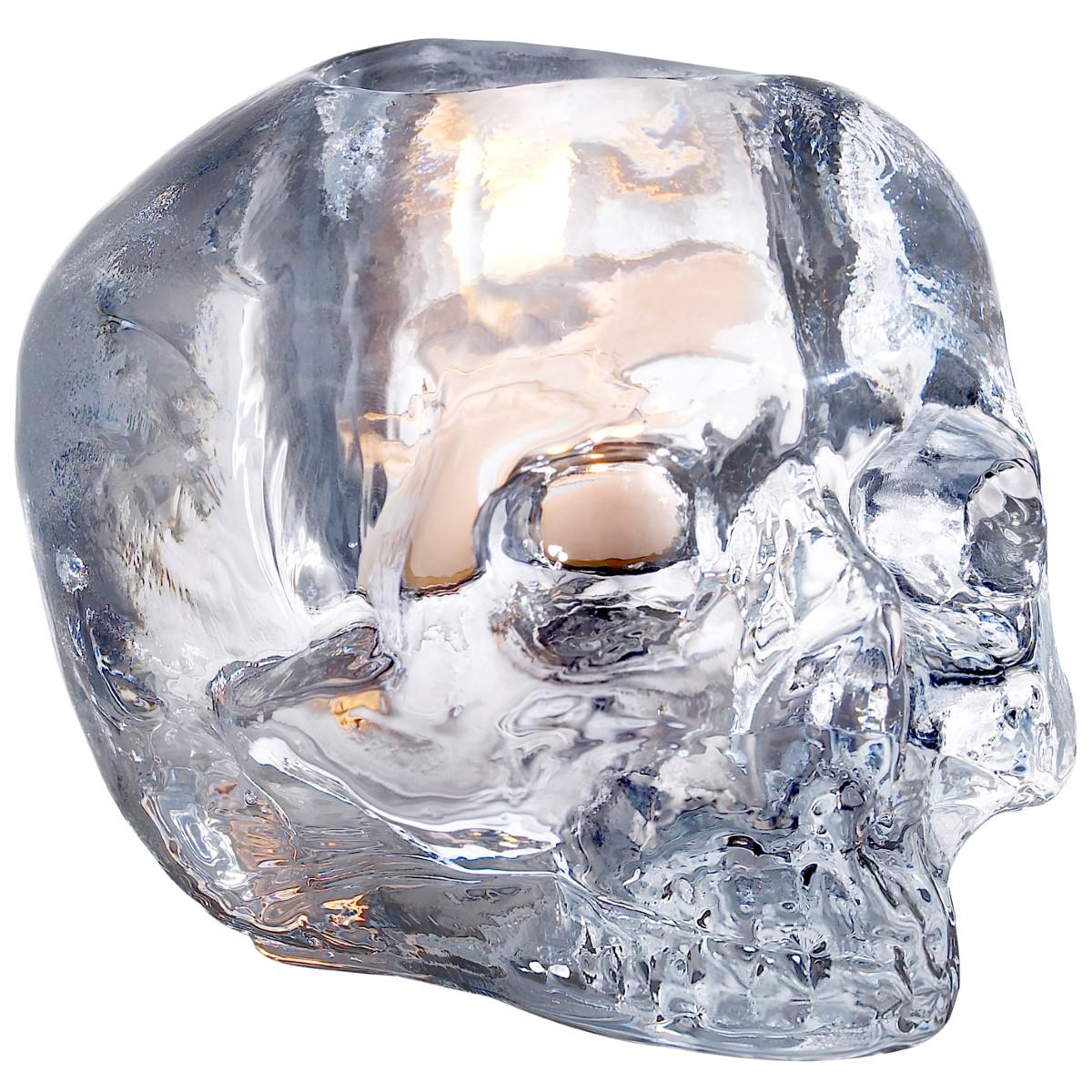 Still Life Lykta skull 8,5 cm Klar