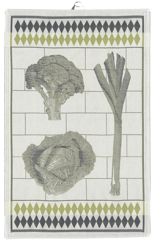 Handduk Grönsaker 48×70 cm