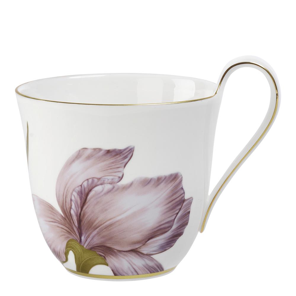 Flora Mugg handtag hög 33 cl Iris