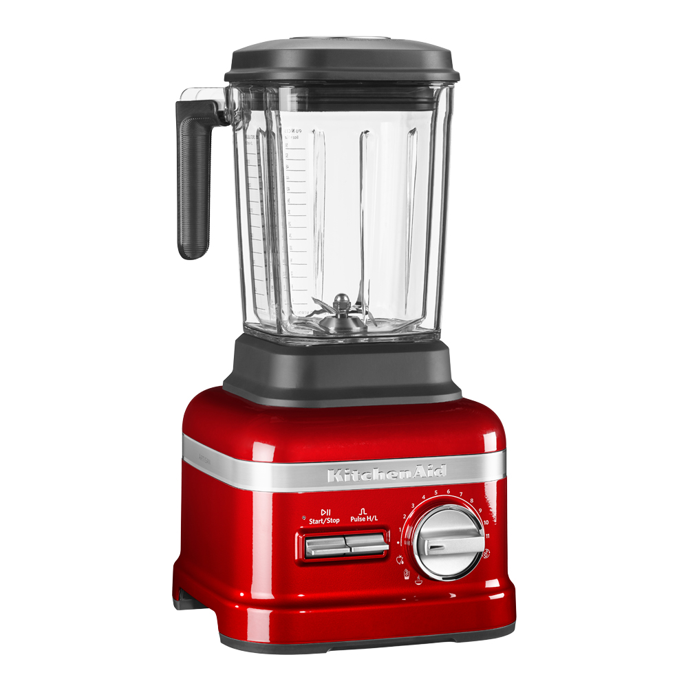 Artisan Power Plus blender 165 L Röd metallic