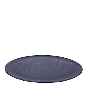 Raw Nordic Fat 34 cm runt fläckig