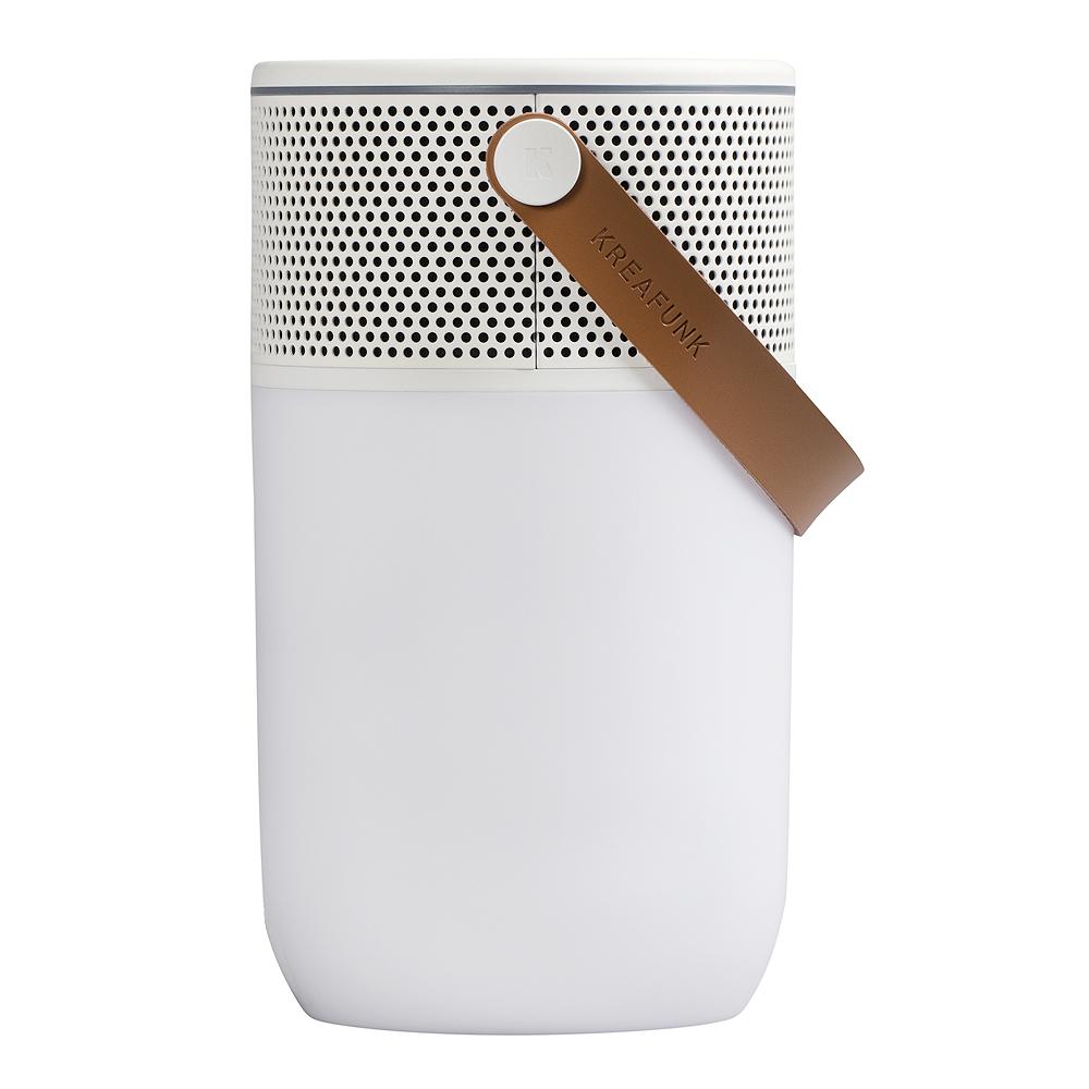 aGlow Högtalare Bluetooth Vit