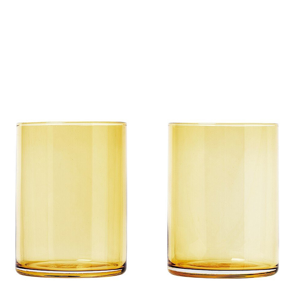 Mera Tumbler 22 cl 2-pack Dull Gold