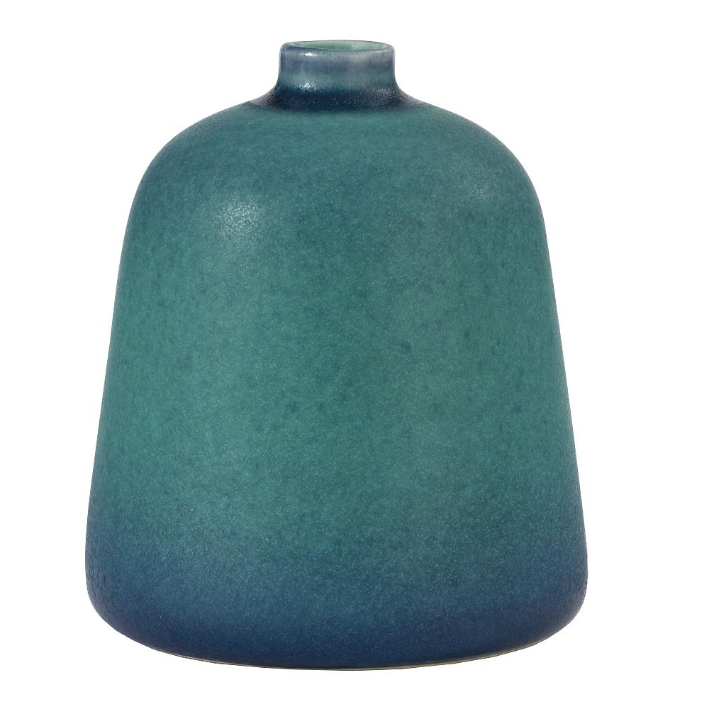 Model No 7 Vas 10,5 cm Blå/Turkos