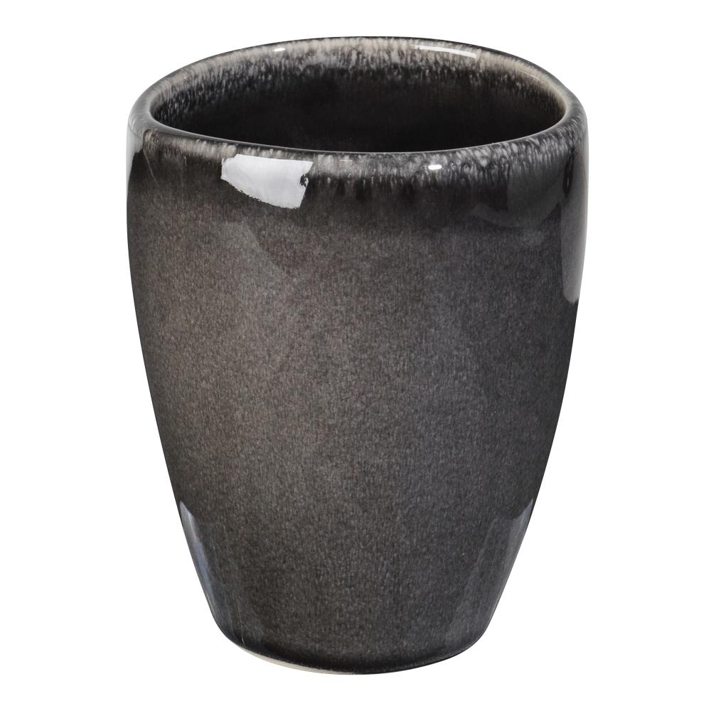 Nordic Coal Mugg 25 cl utan öra