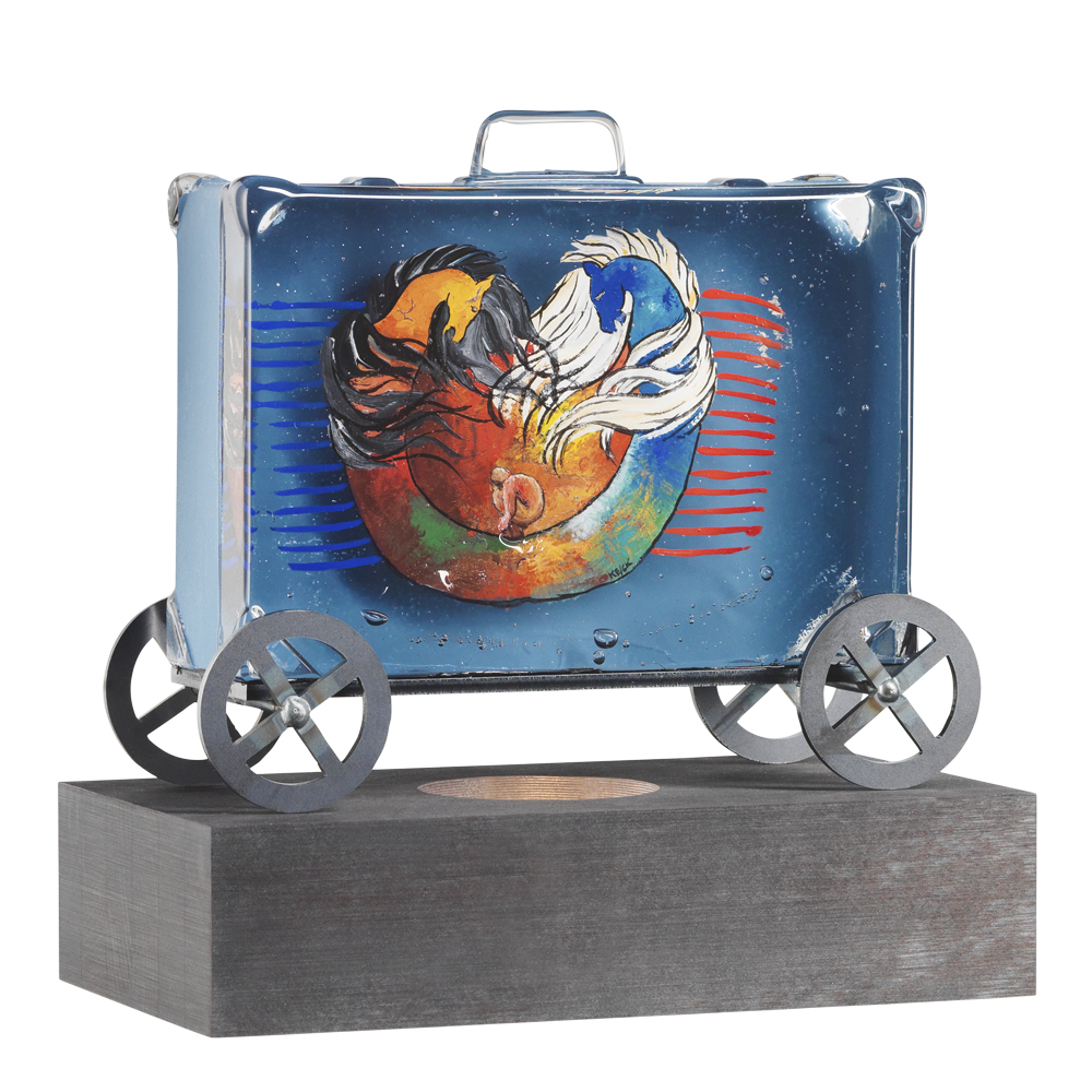 Shall we travel Kjell Engman limited edition 100