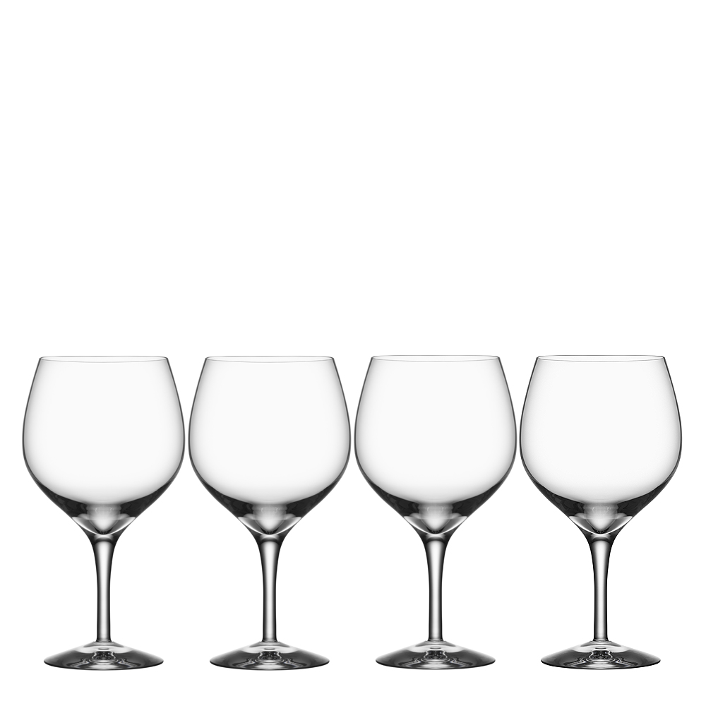 Orrefors Gin&Tonic glass 64 cl 4-pakning