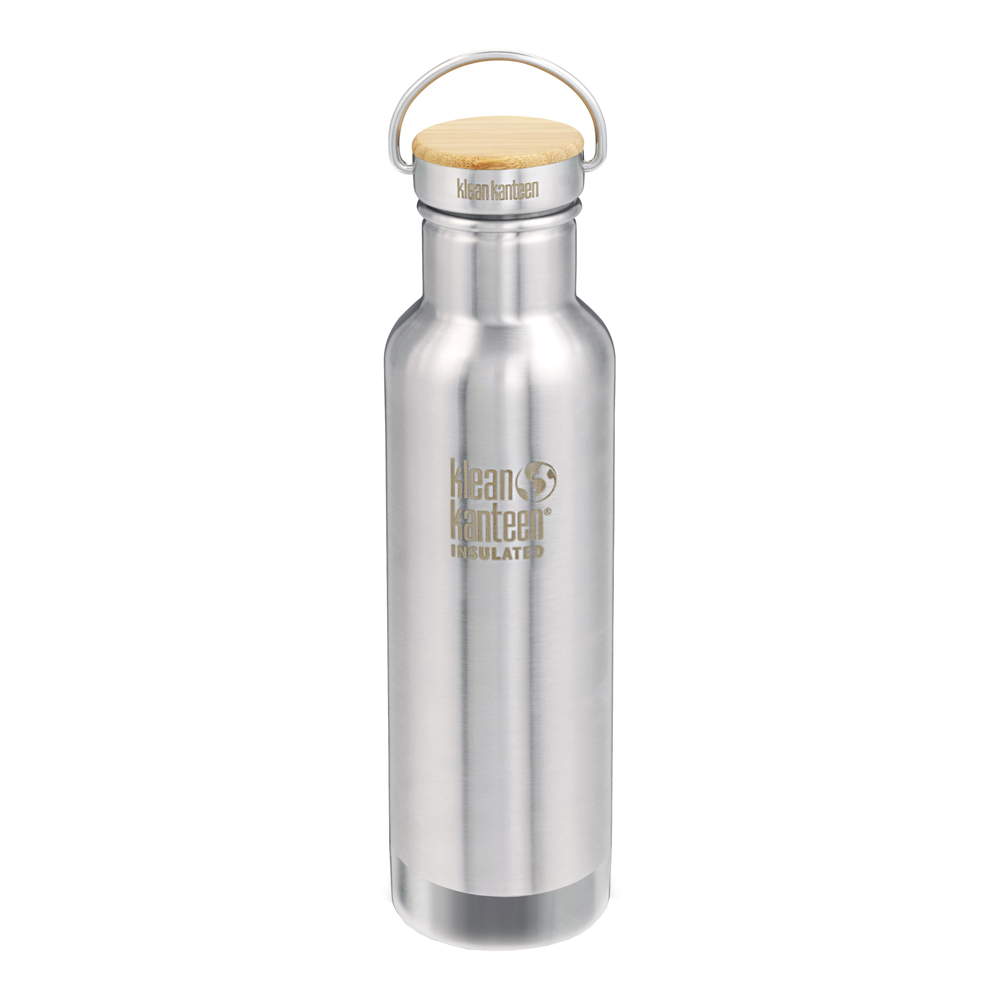 Insulated Reflect Flaska 592 ml Borstat stål