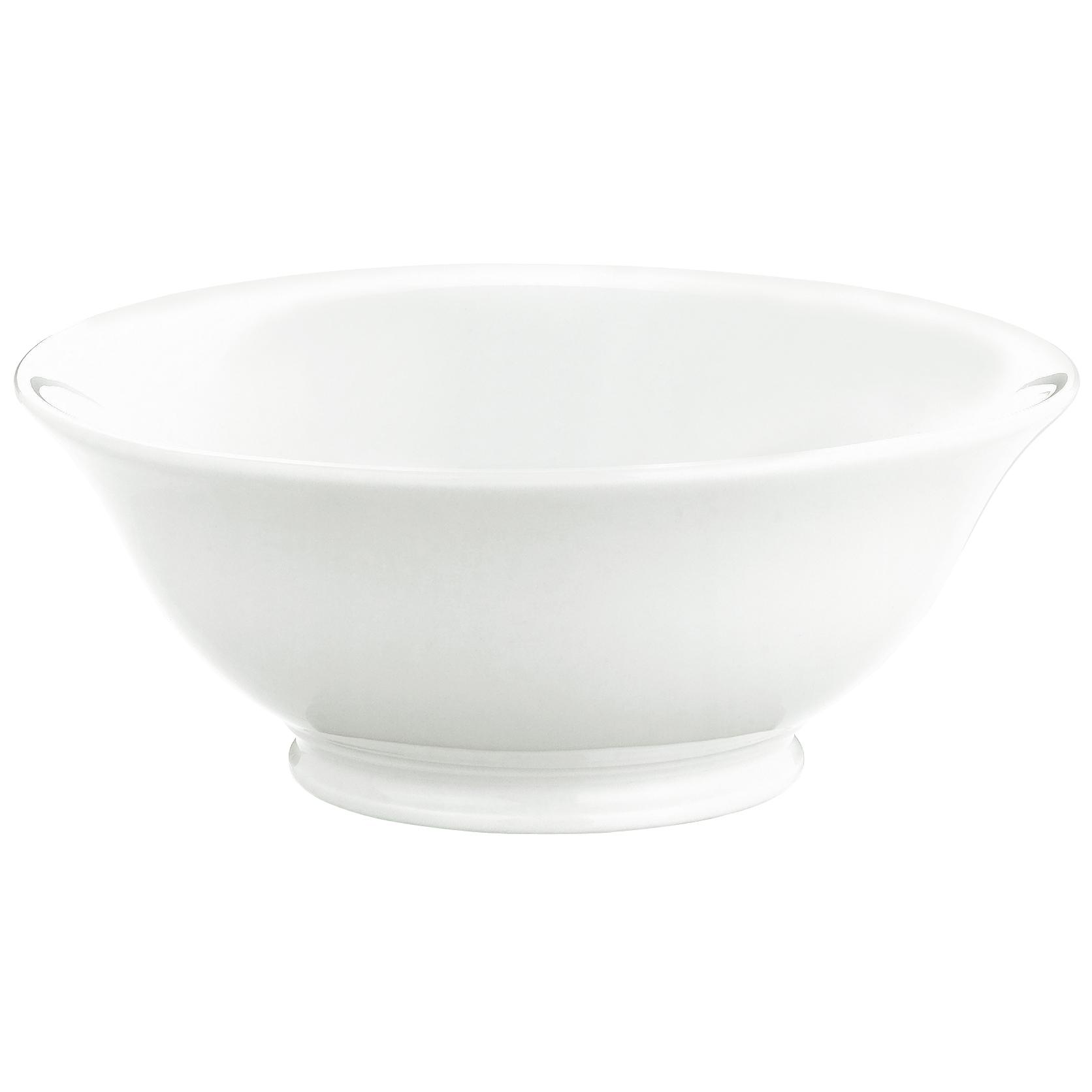 Pillivuyt vitt Salladskål nr 9 24,5 cm
