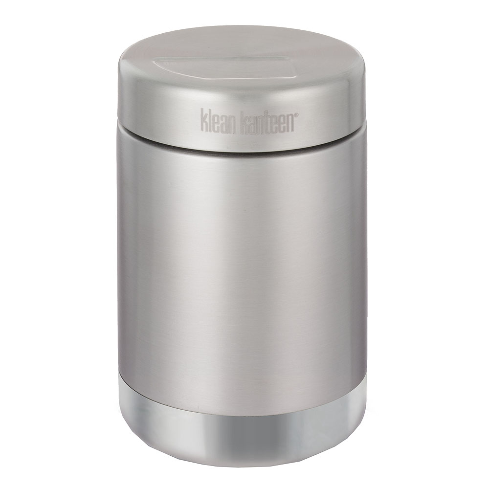 Insulated Food Canister 473 ml Borstat stål