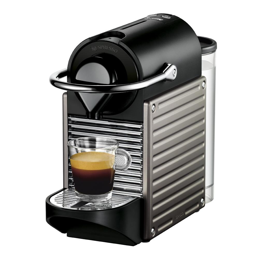 Pixie C60 Kaffemaskin Titan