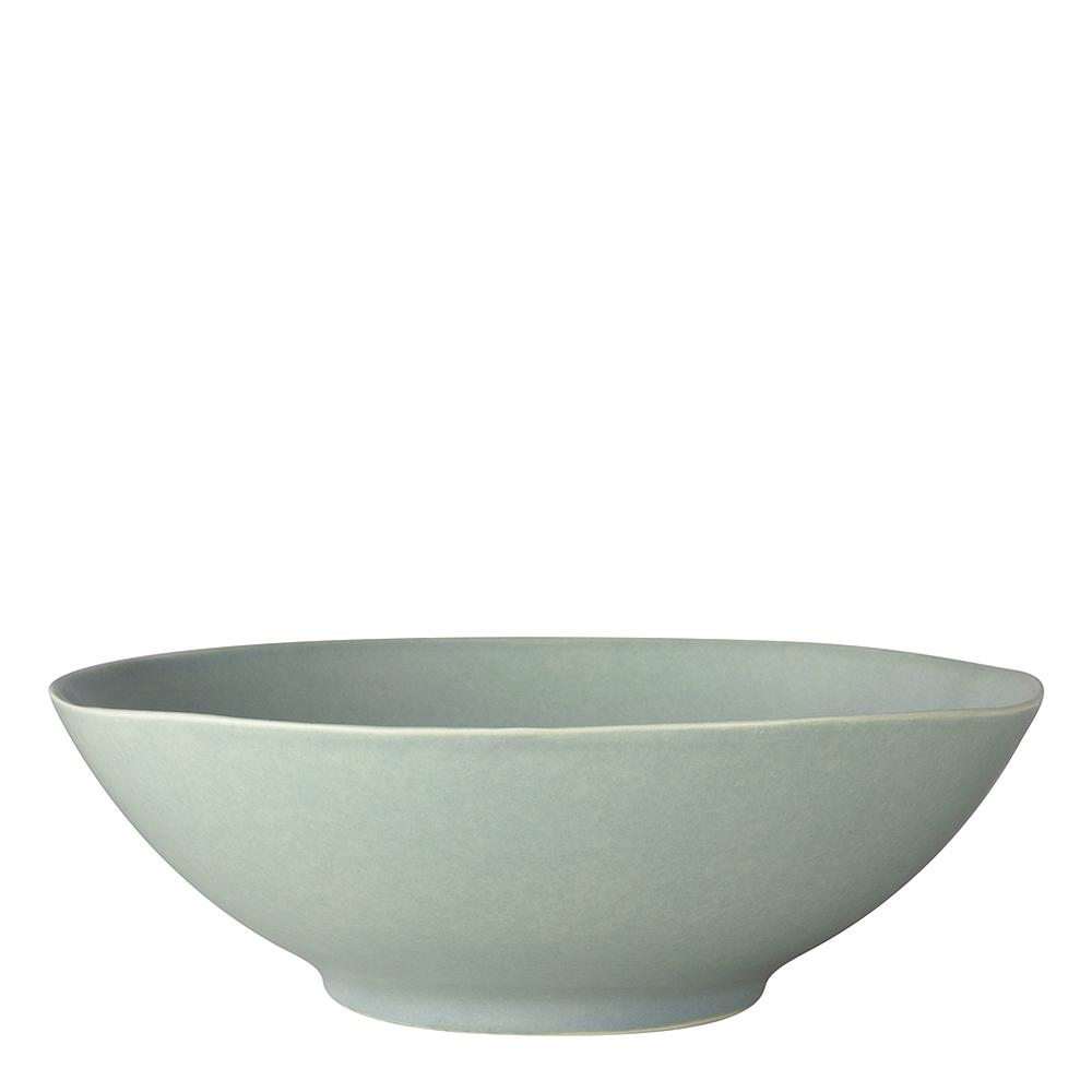 Clay Skål 24 cm Grön