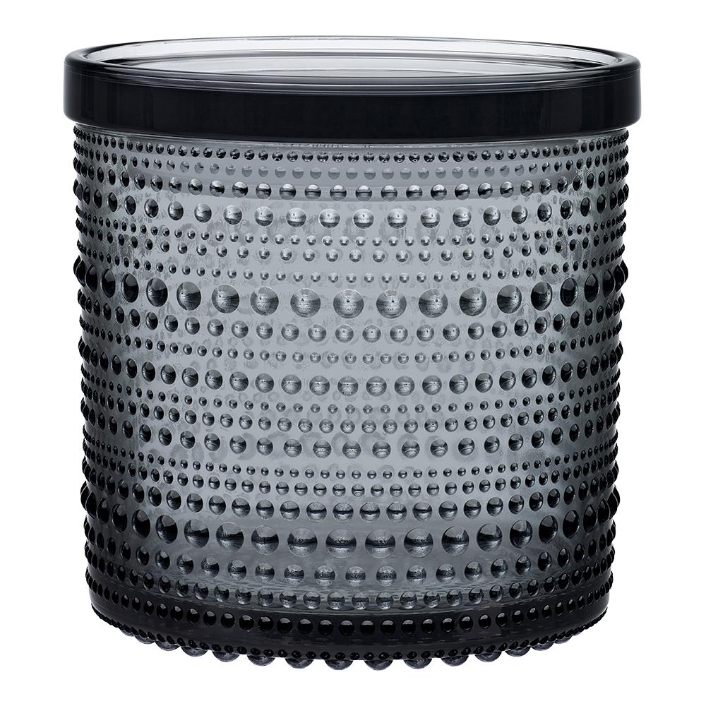 Kastehelmi Burk/lock 11x11,4 cm Grå