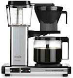 Kaffebryggare Silver polished KBG962AO