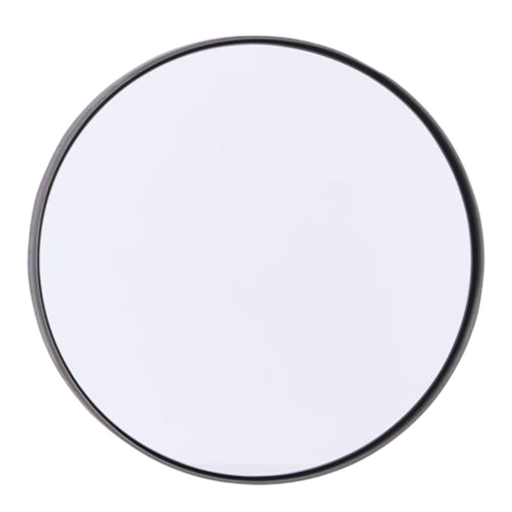 Reflektion Spegel 30 cm Svart