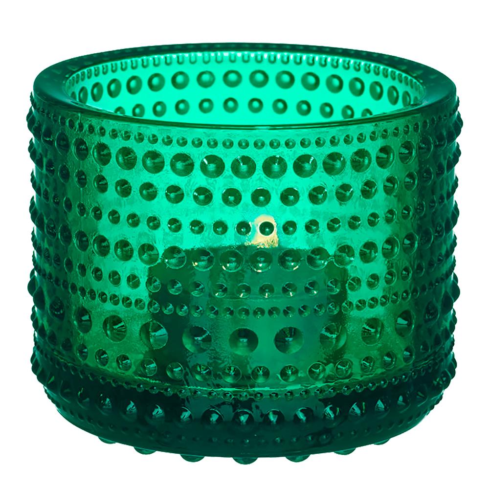 Kastehelmi Ljuslykta 64 cm Smaragd