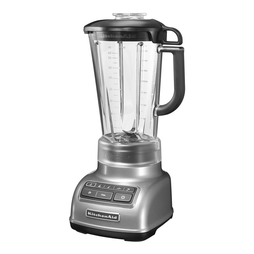 Midline Diamond Blender Silver 1,75 L