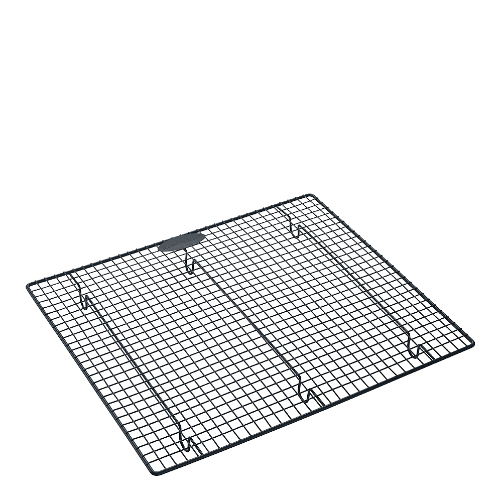 Avsvalningsgaller 43×37 cm Svart