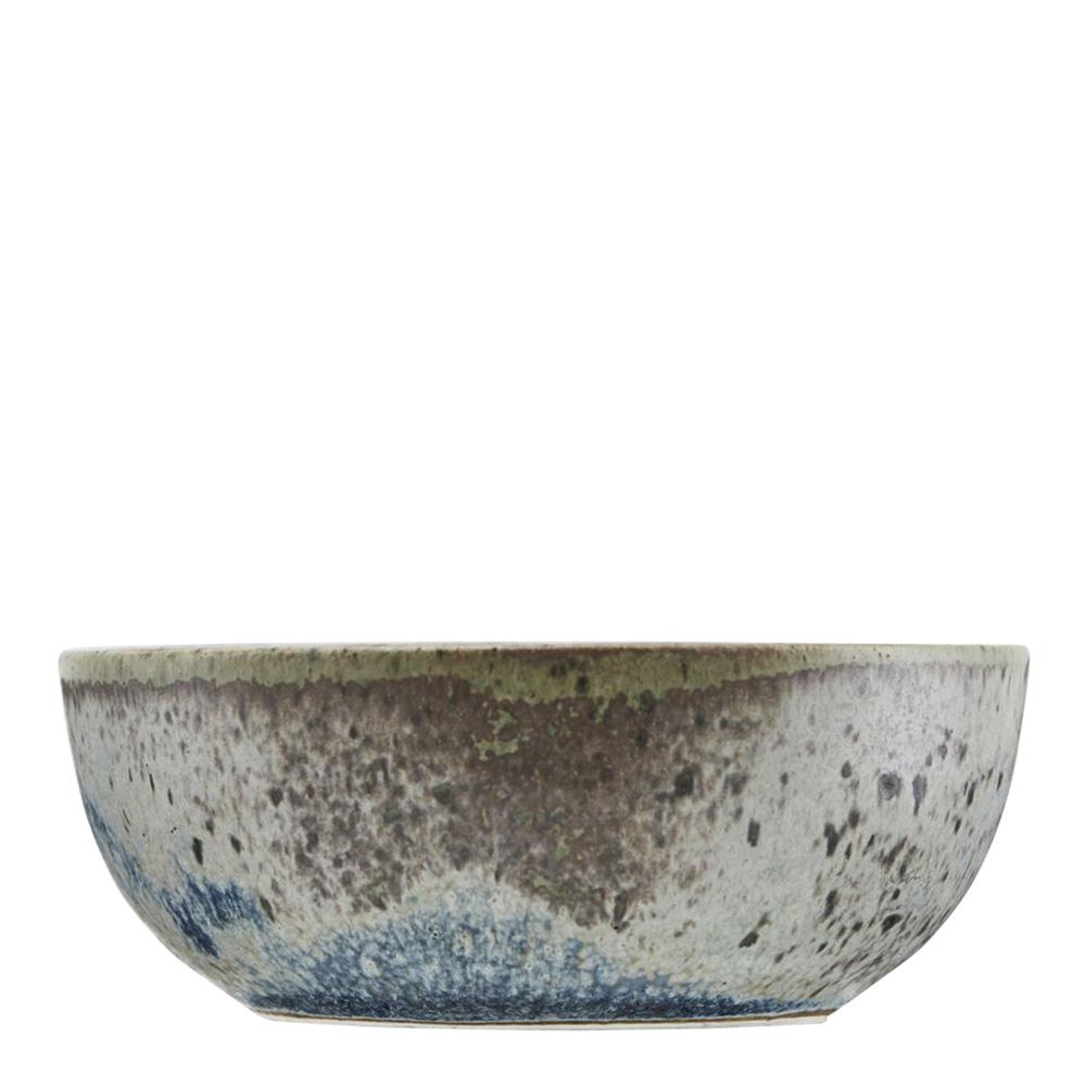 Diva Skål 8,5 cm Grå/blå keramik
