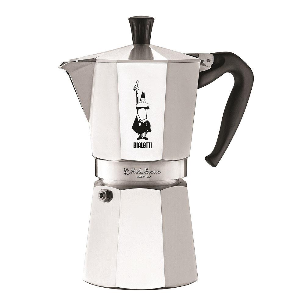 Moka Kaffekokare 9 koppar