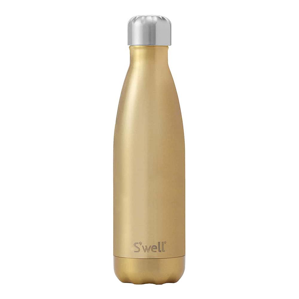 Glitter Vattenflaska 500 ml Sparkling Champagne
