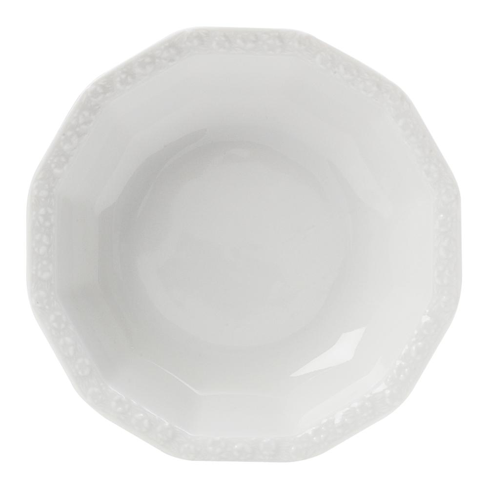 Maria Vit Skål 15 cm