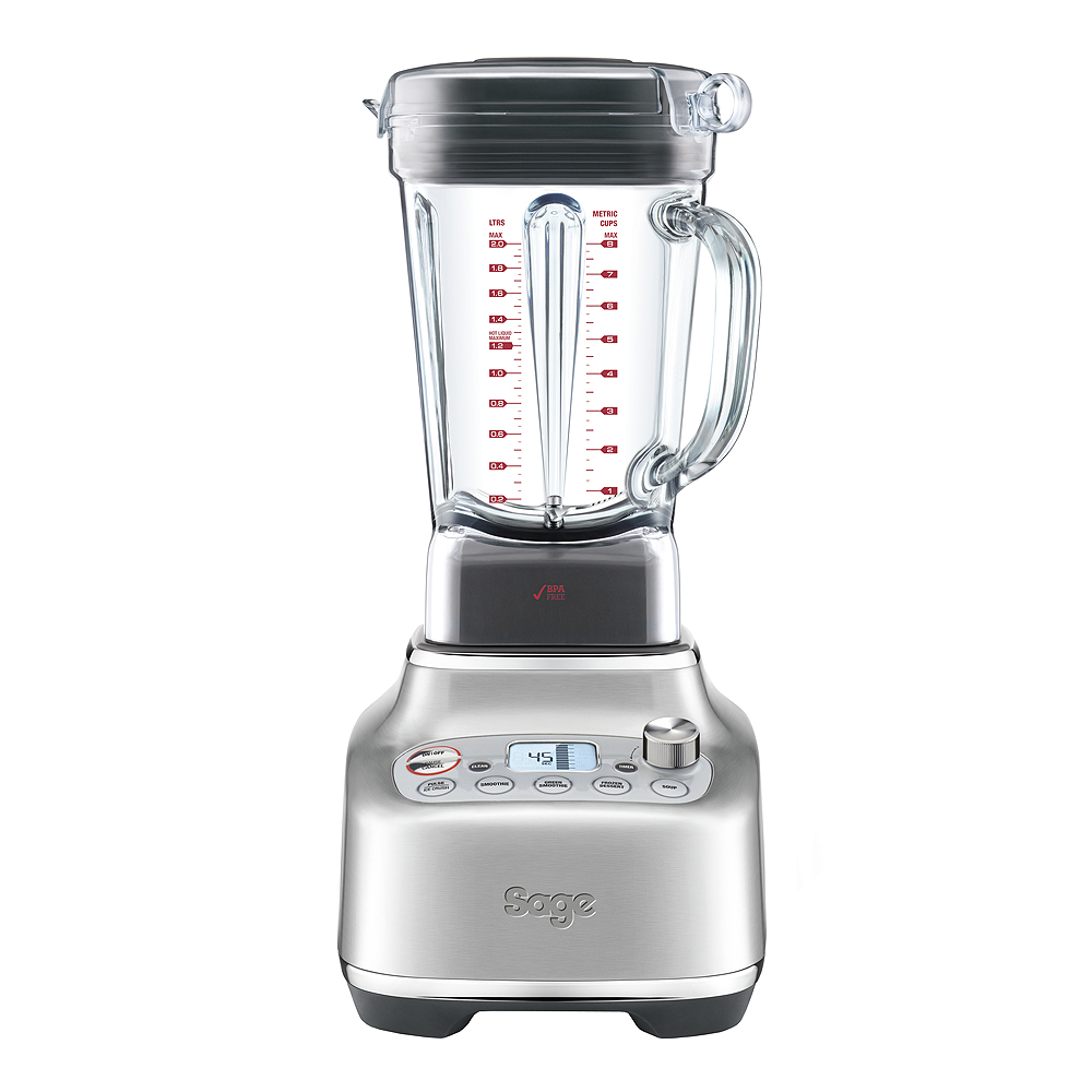 Super Q Blender 2400 W Rostfri