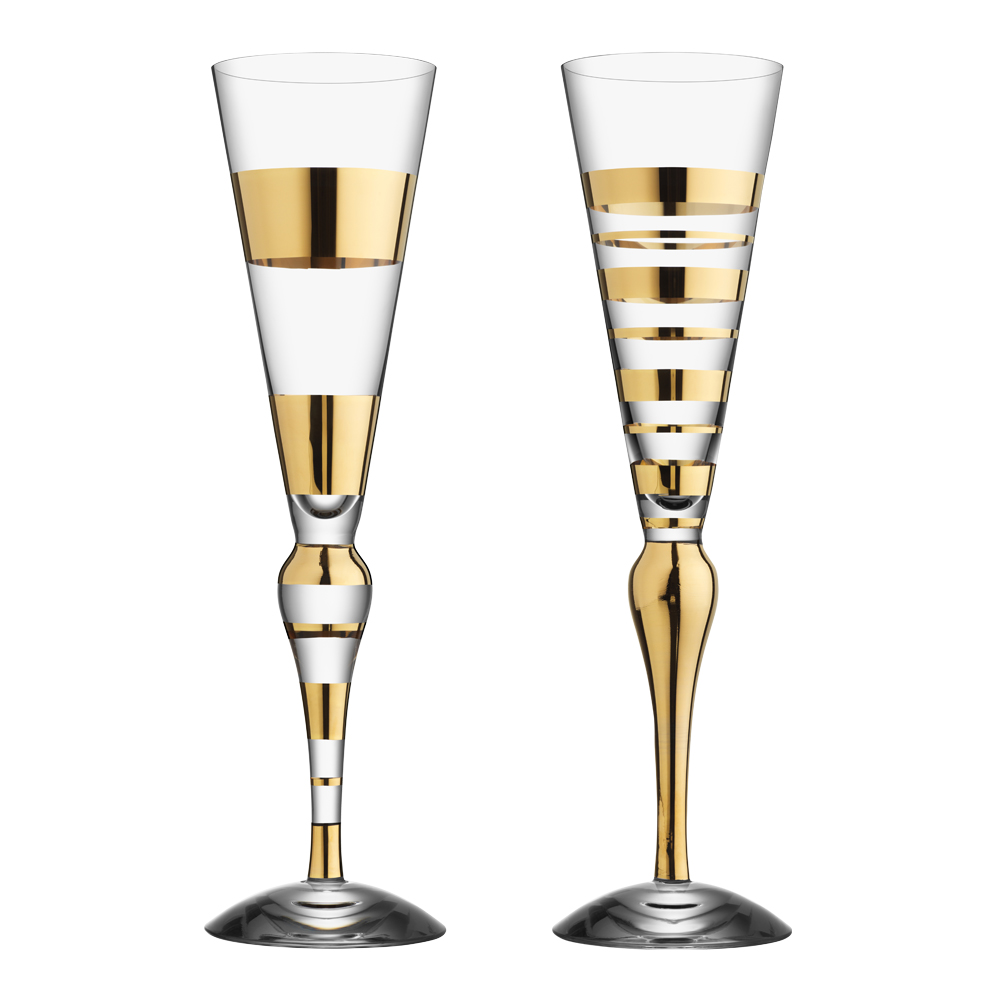 Clown Guld Champagne 22 cl 2-pack