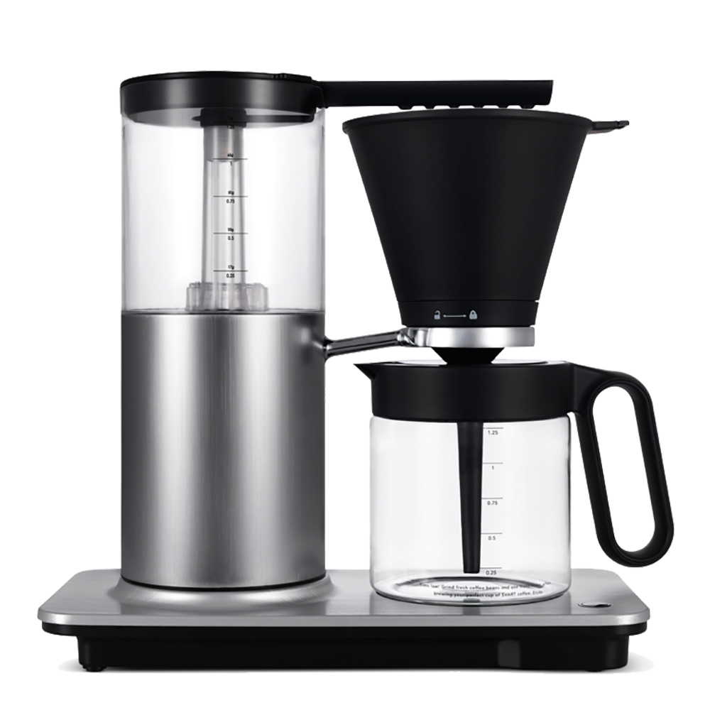 Svart Optimal Kaffebryggare WSO1A