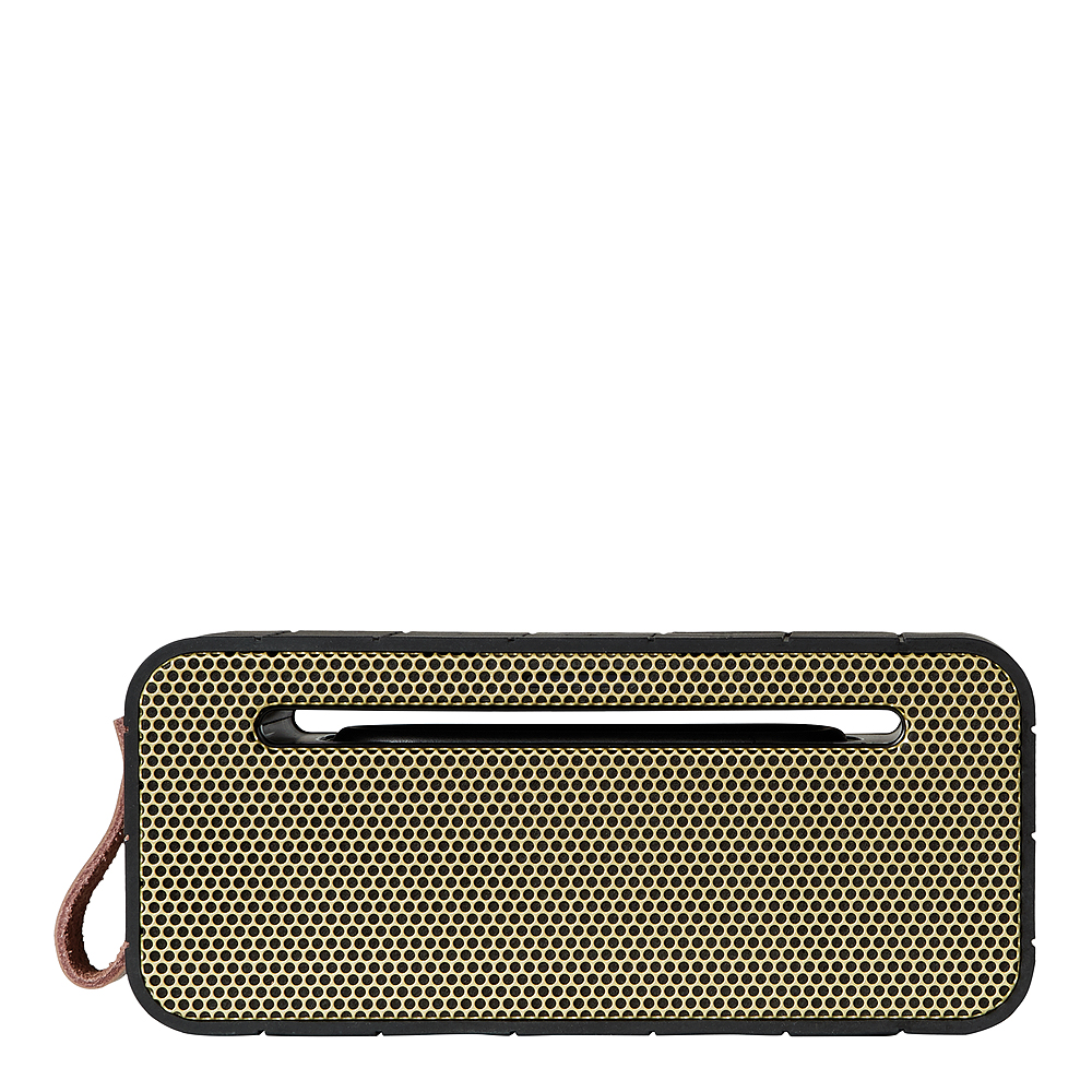 aMove Högtalare Bluetooth med Powerbank Svart/Guld
