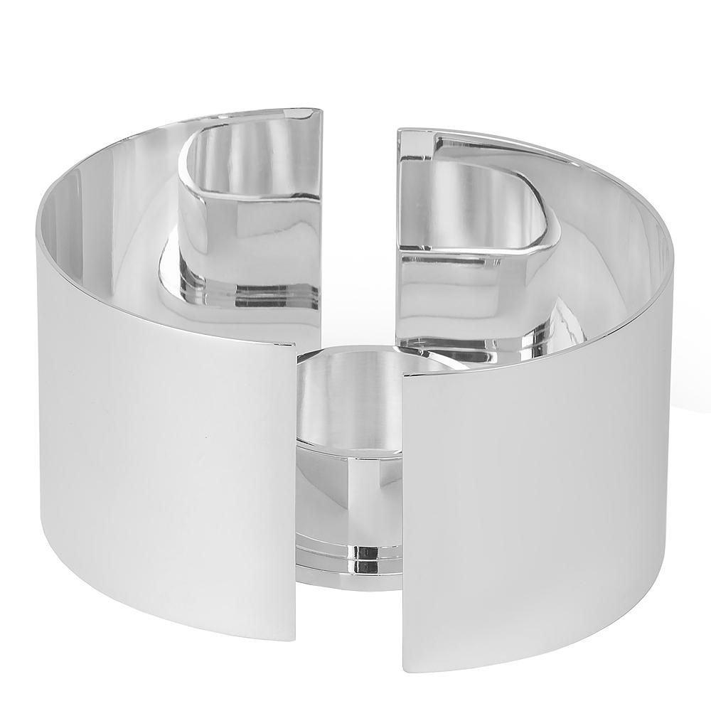 Infinity Ljuslykta 3 delar 6 cm Silver