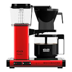 Kaffebryggare KBGC982AO Red Metallic