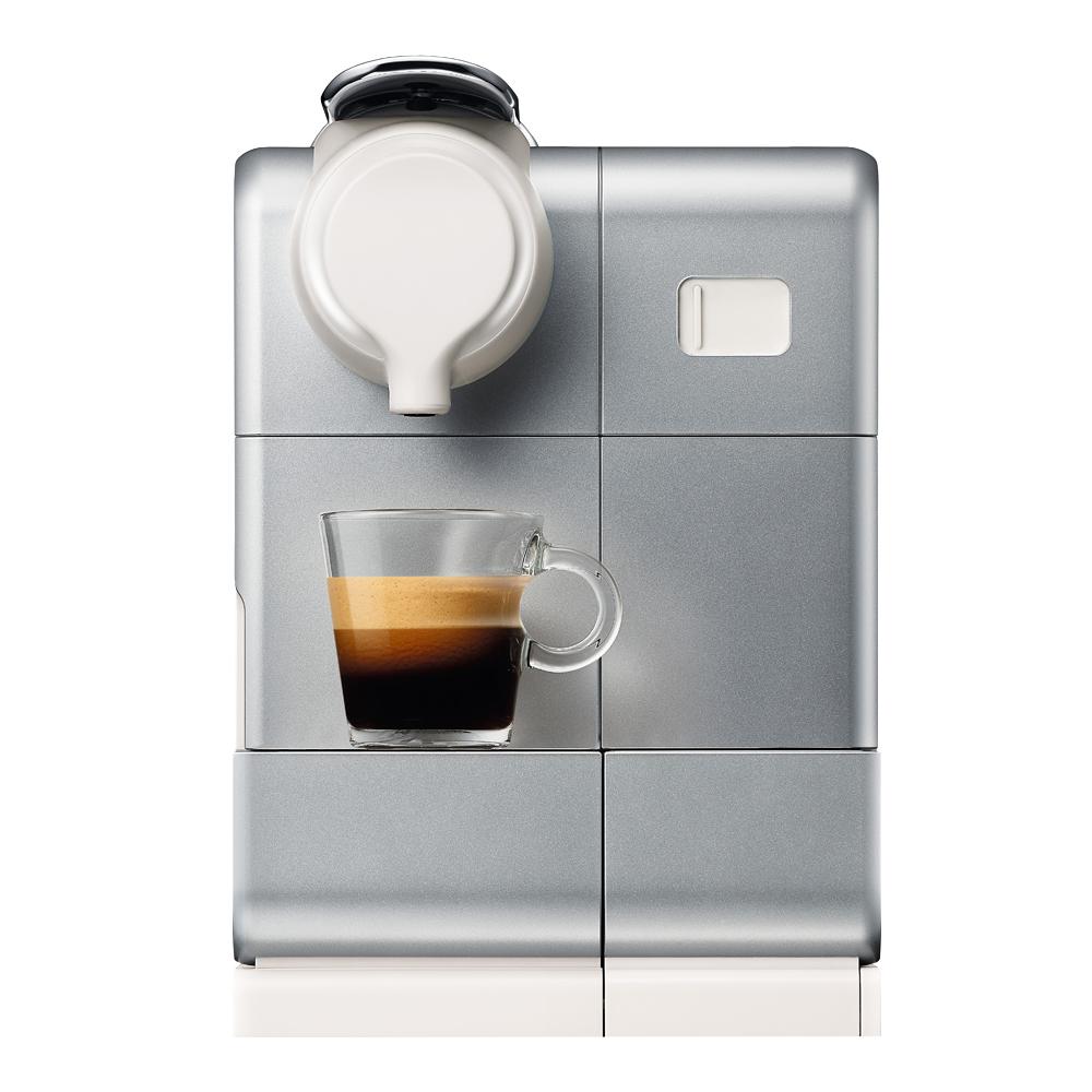 Lattissima Touch Kaffemaskin Silver