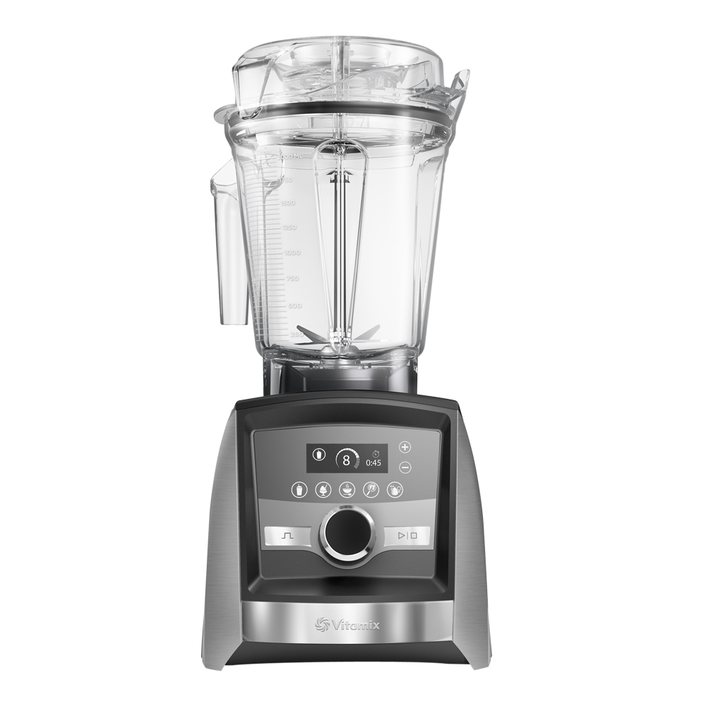 Ascent Blender A3500i Borstat stål