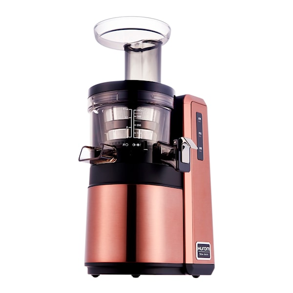 HZS Slow juicer 3rd Generation Rostfri/Rose gold - Cervera