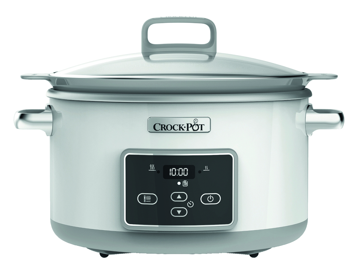 Slowcooker 5 L Vit Induktion