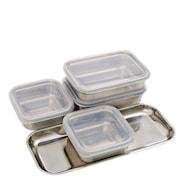Mise en place skålar 5 delar