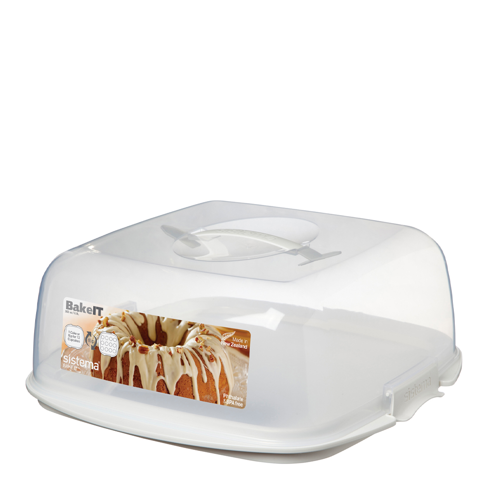 Bake It Tårtförvaring 88 L