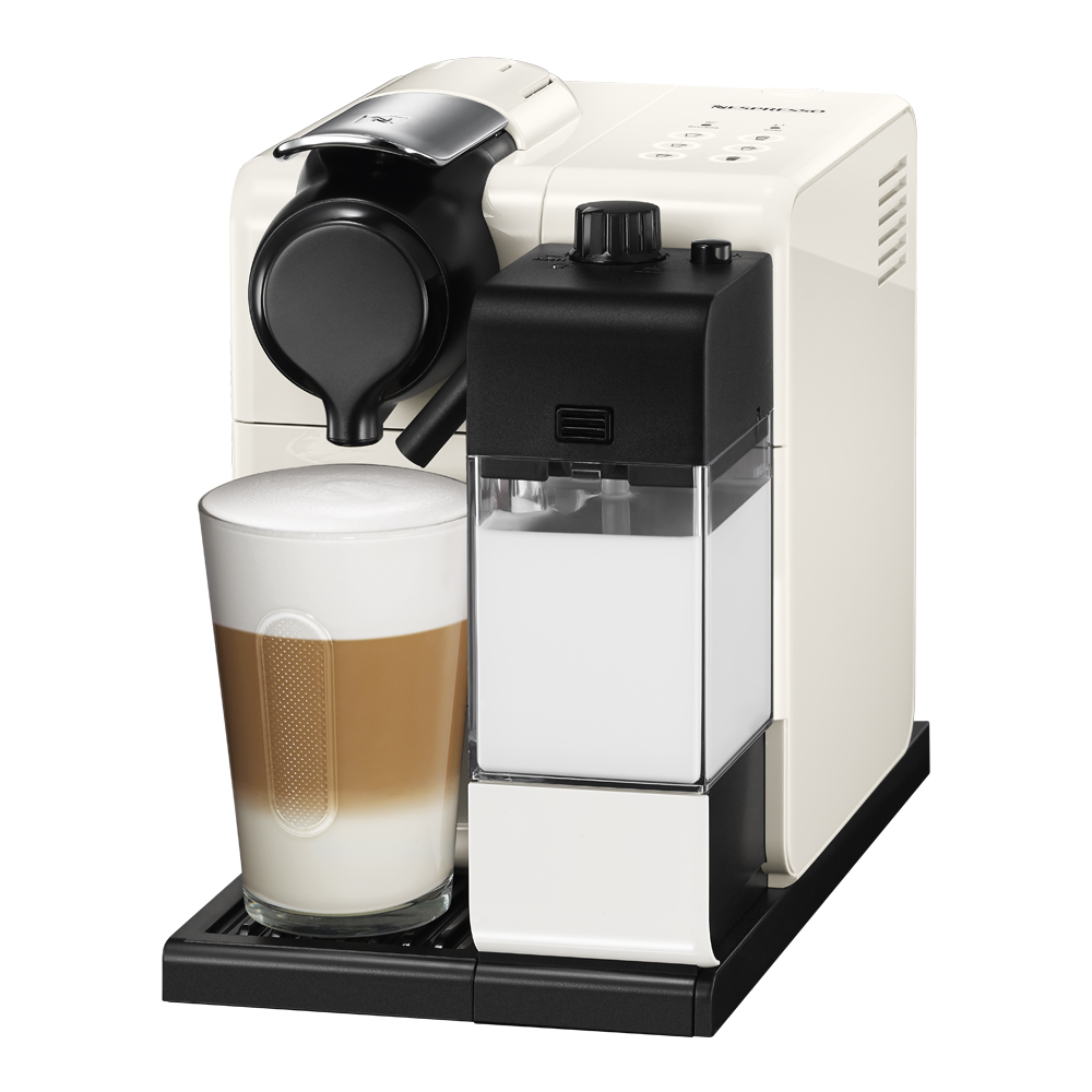 Lattissima Touch F511 Kaffemaskin Vit
