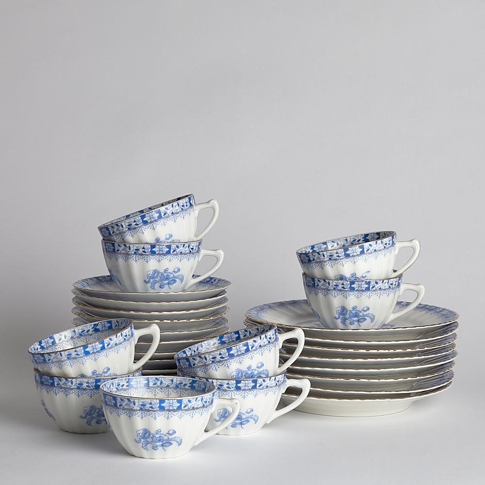 """Vintage kaffeservis """"Chinablau"""""""