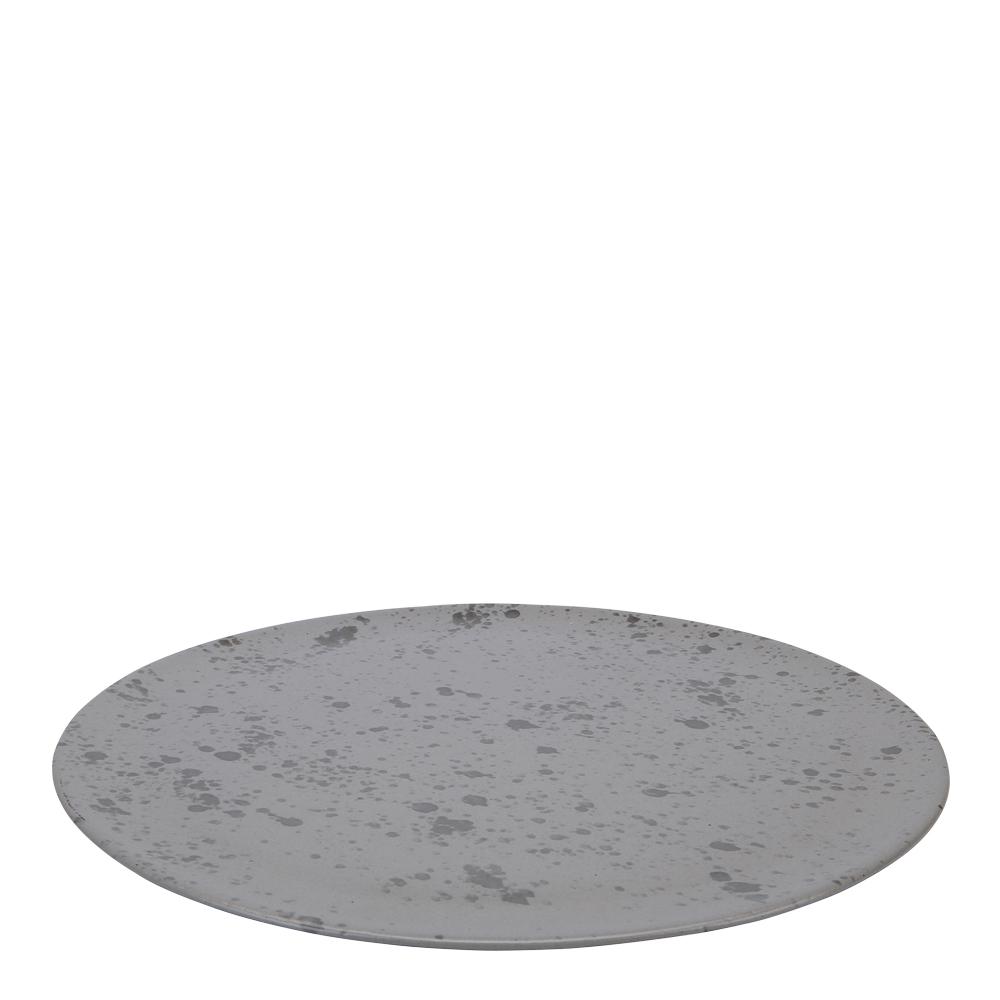 Raw Fat 34 cm Spotted Grey