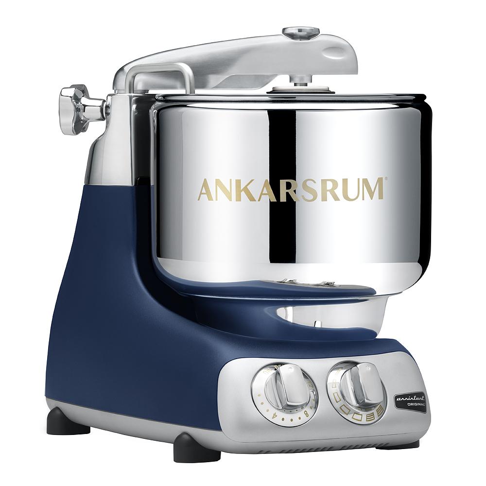 Ankarsrum Assistent Original Köksmaskin + Kokbok Royal Blue
