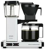 Kaffebryggare Vit metallic KBG962AO