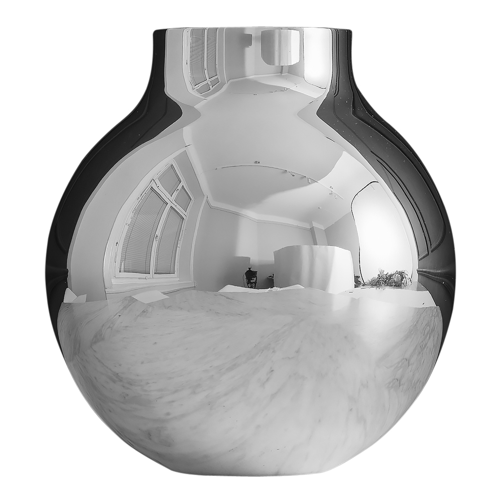 Boule Vas Silver Stor