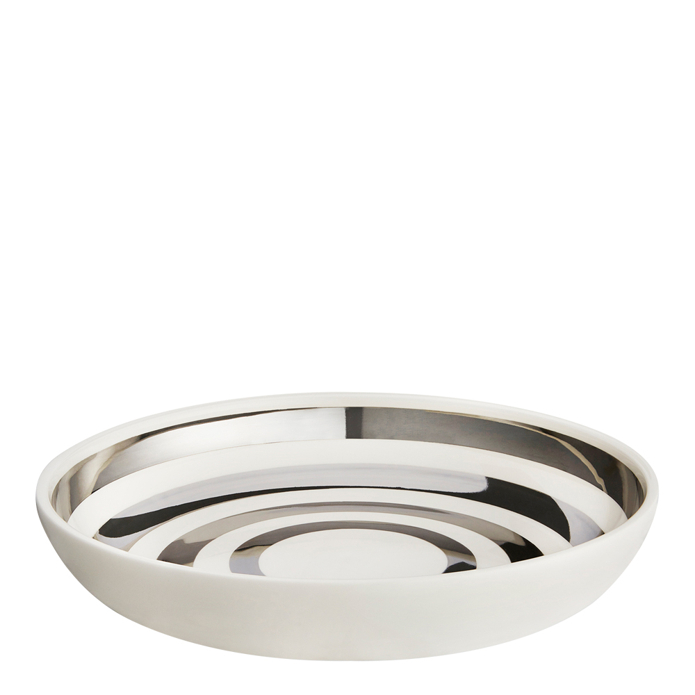 Omaggio Fat 30 cm limited edition Silver