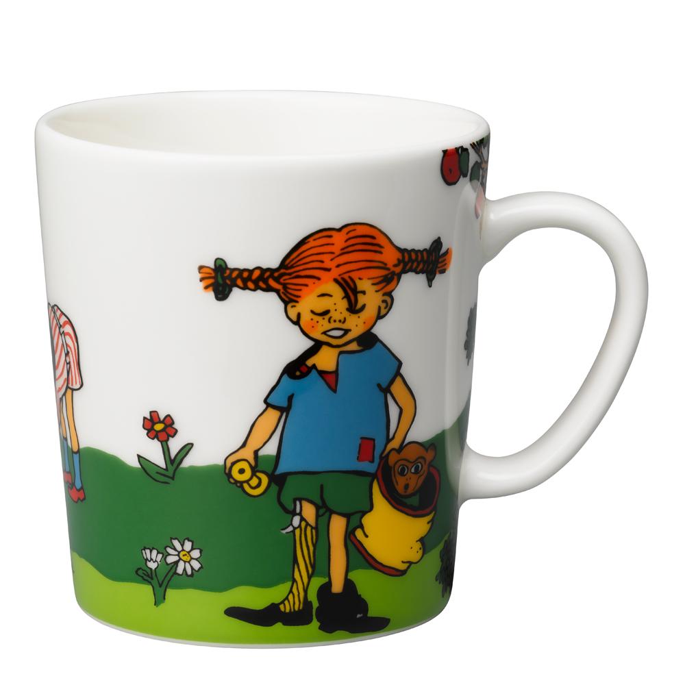 Pippi Mugg 30 cl Sakletare