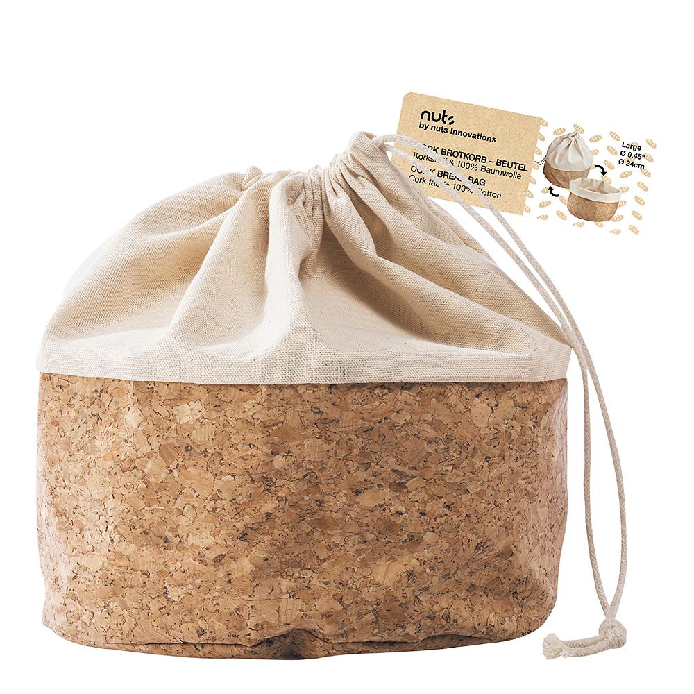 Brödpåse Kork Large