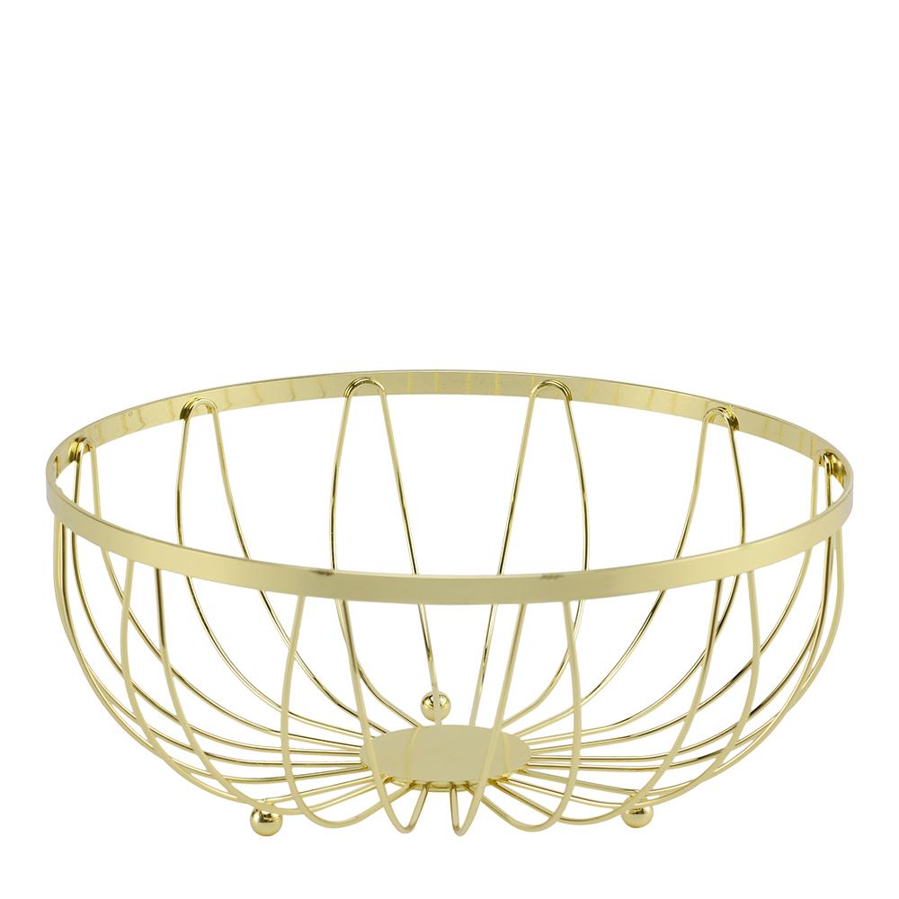 Grace Korg 228 cm Guld