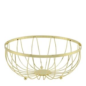 Grace Korg 22,8 cm Guld
