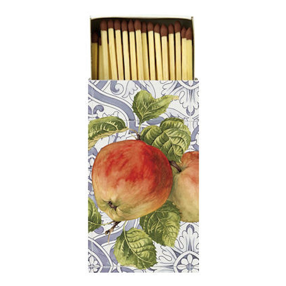 Tändstickor Äpplen